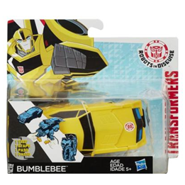 Transformers, 1-Step Changer Bumblebee