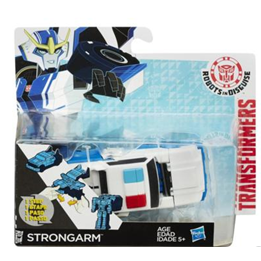 Transformers, Robots in Disguise - One Step Changer Strongarm
