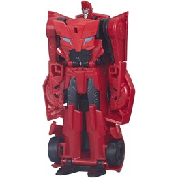 Transformers, One Step Changer Sideswipe Robots in Disguise