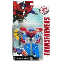 Transformers, Optimus Prime, Robots in Disguise Warrior Class