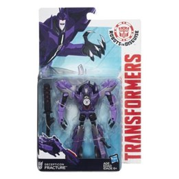 Transformers, Decepticon Fracture, Robots in Disguise Warrior Class