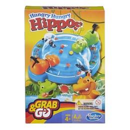 Hasbro, Hungry hungry hippos, reisespill