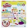 Play Doh, Shape & Learn - Bokstaver & språk