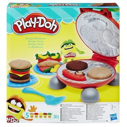 Play Doh, Hamburger lekesett