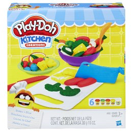 Play Doh Kitchen, Shape & Slice