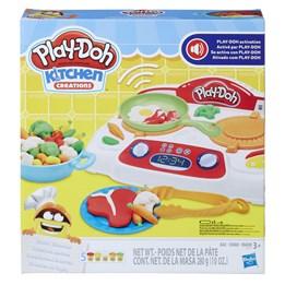 Play Doh Kitchen, Sizzlin Stovetop