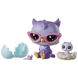 Littlest Pet Shop, Pet Pair Owls S1