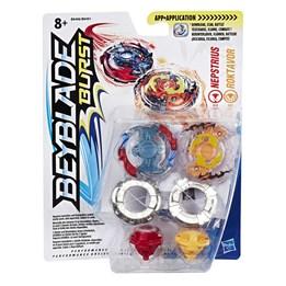 Beyblade, Burst Dual Pack - Nepstrius & Roktavor