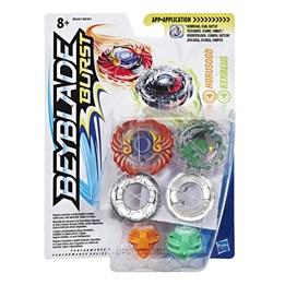 Beyblade, Burst Dual Pack - Horusood & Kerbeus