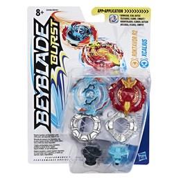 Beyblade, Burst Dual Pack - Roktavor R2 & Xcalius