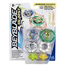 Beyblade, Burst Dual Pack - Kerbeus K2 & Yegdrion Y2