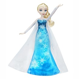 Disney Frozen, Play-A-Melody Gown Elsa