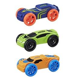 Nerf, Nitro Foam Car 3-pack