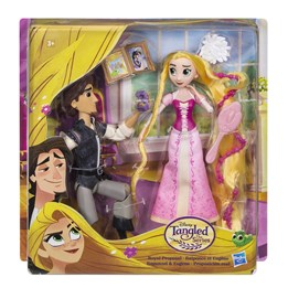 Disney Princess, Tangled the Series - Kongelig frieri