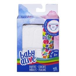 Baby Alive, Bleier 6-pack