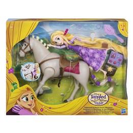 Disney Princess, Tangled the Series - Rapunzel & Maximus