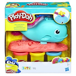 Play Doh, Whale Manufacturing Factory