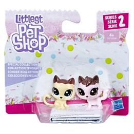 Littlest Pet Shop, Katter 2-pack (E1073)