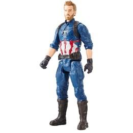 Marvel Avengers, Titan Hero - Captain America 30 cm