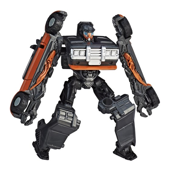 Transformers, Energon Igniters Speed Series Hot Rod