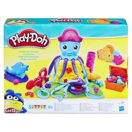 Play Doh, Blekksprutens skatter