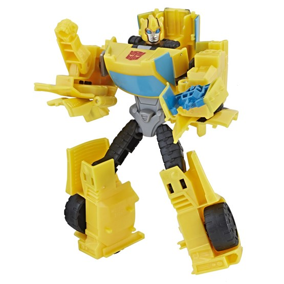 Transformers, Cyberverse Warrior Bumblebee