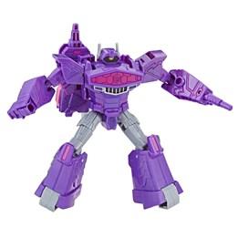 Transformers, Cyberverse Warrior Decepticon Shockwave