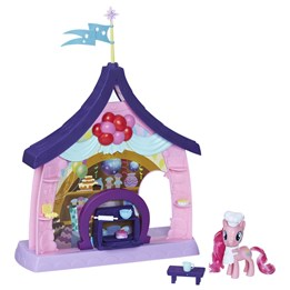 My Little Pony, Pinkie Pies musikalske klasserom