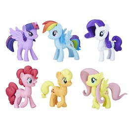 My Little Pony, Ponnysamling, 6-pack