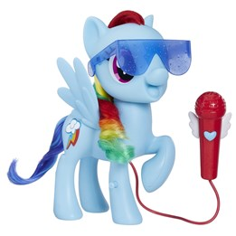 My Little Pony, Syngende Rainbow Dash