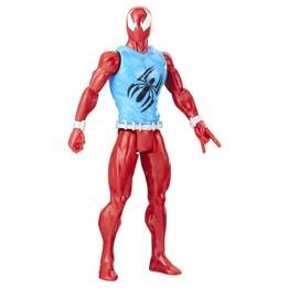 Spiderman, Titan Power Pack Hero Marvels Scarlet Spider