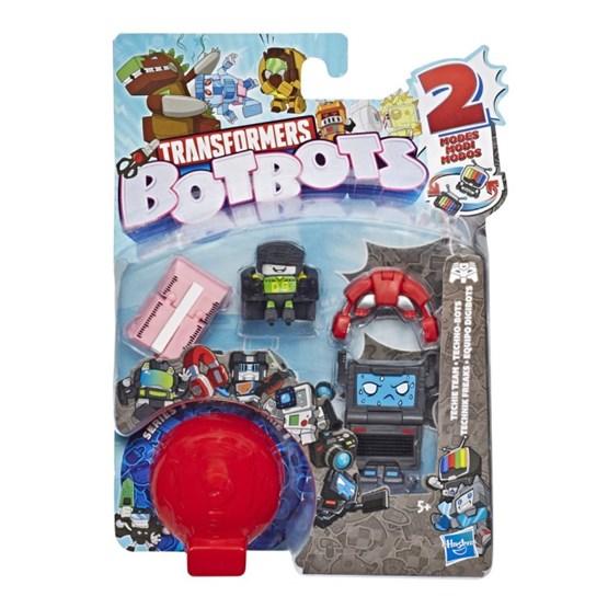 Transformers - Botbots Techie Team 5-pack