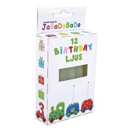 JaBaDaBaDo, Fødselsdagslys