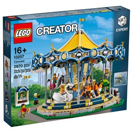 LEGO Creator Expert 10257, Karusell
