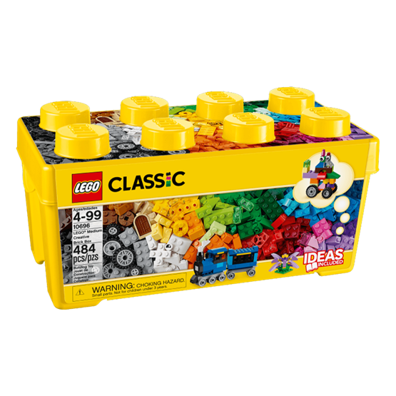 LEGO Classic 10696, Fantasiklosseske Medium