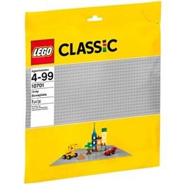 LEGO Classic 10701, Grå Baseplate