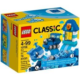 LEGO Classic 10706, Blå Skaper Boks