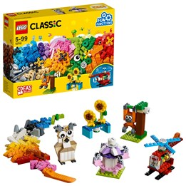 LEGO Classic 10712, Klosser og tannhjul
