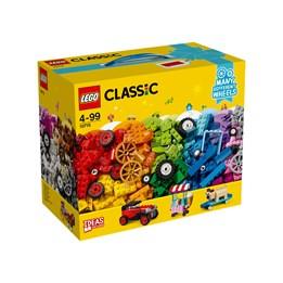 LEGO Classic 10715, Moro på hjul