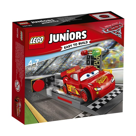 LEGO Juniors 10730, Lynet Mcqueen Quick Start