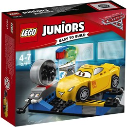 LEGO Juniors 10731, Cruz Ramirez Racing Simulator