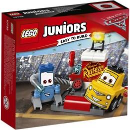 LEGO Juniors 10732, Guido Och Luigis Depot Stopp
