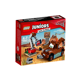LEGO Juniors 10733, Bill'S Skrotopplag