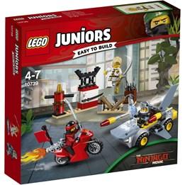 LEGO Juniors 10739, Haiangrep