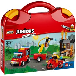 LEGO Juniors 10740, Brannslukningsveske