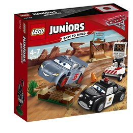 LEGO Juniors 10742, Fartstrening I Willy'S Butte