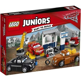 LEGO Juniors 10743, Smokeys Verksted