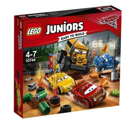 LEGO Juniors 10744, Thunder Hollow Crazy 8-Konkurranse