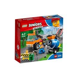 LEGO Juniors 10750, Veiarbeidsbil