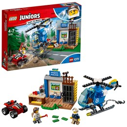 LEGO Juniors 10751, Fjellpolitiet i aksjon